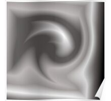 Abstract Swirl 8 Poster