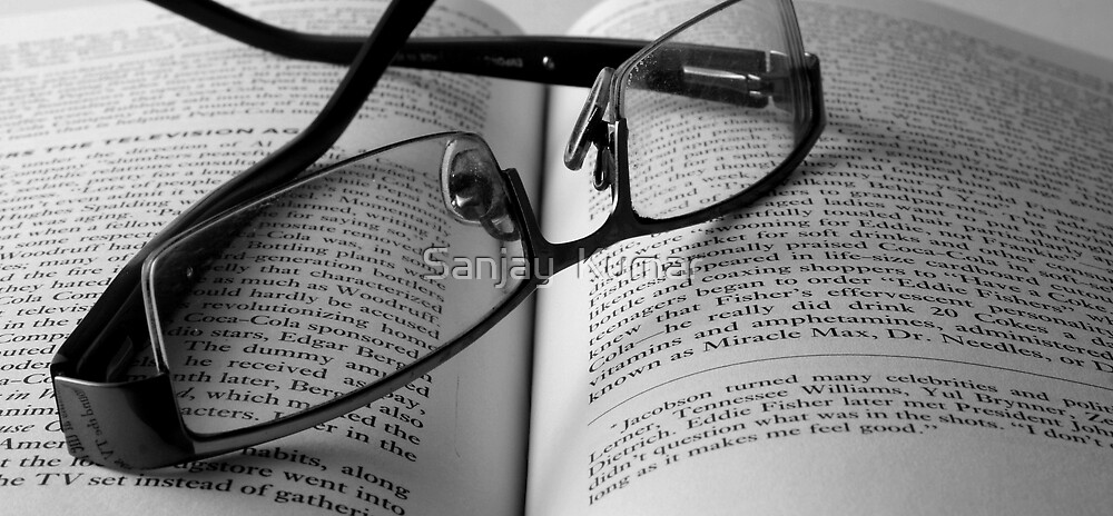 The Reader by Sanjay  Kumar