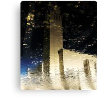 Reflected Modernism Canvas Print
