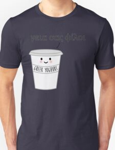 A Greek Yoghurt T-Shirt