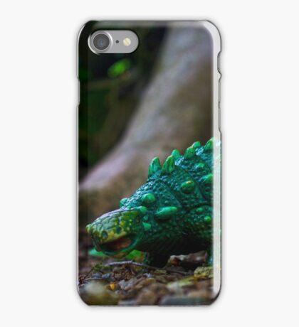 Ankylosaurus iPhone Case/Skin