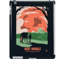 Visit Hyrule iPad Case/Skin