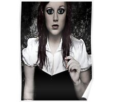 goth doll Poster