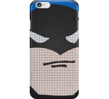 a very yound Batman iPhone Case/Skin