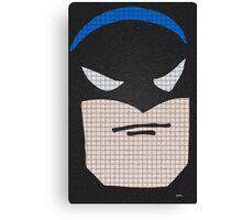 a very yound Batman Canvas Print