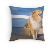 Bay Watch Throw Pillow