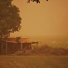Dust Storm in Taree NSW Australia !!! by Heabar