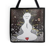 Buddha Bubbles Tote Bag