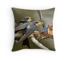 I Get the Next One! Throw Pillow