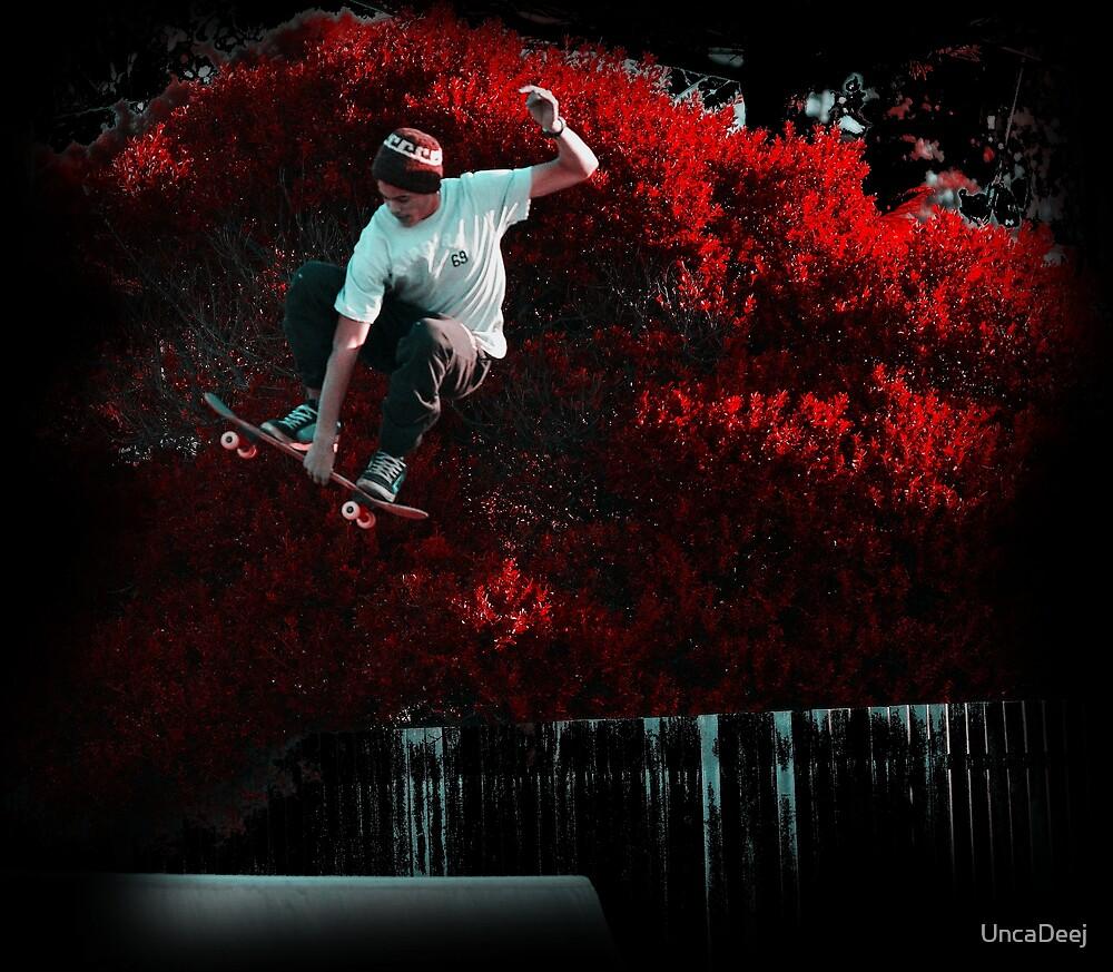 ridin high by UncaDeej