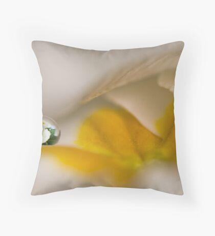 Big & Small Throw Pillow