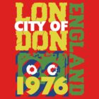 LONDON by OTIS PORRITT