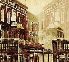 Wild West Revisited by pat gamwell