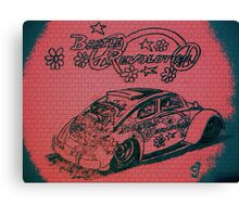 Beetle Revolution Canvas Print