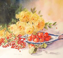 One berry or two by Beatrice Cloake Pasquier