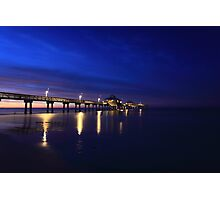 FMB Pier Photographic Print