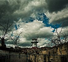 watchtower by meanderthal