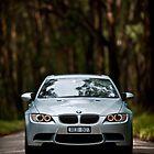 E92 BMW M3 by Hien Nguyen