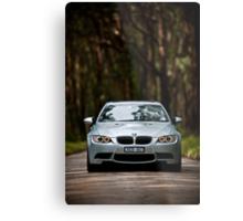 E92 BMW M3 Metal Print