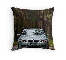 E92 BMW M3 Throw Pillow