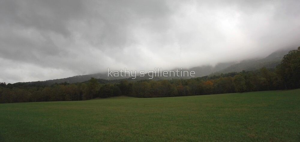 The Great Smoky Mountains  by kathy s gillentine