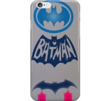 Batman and beyond iPhone Case/Skin