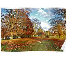 Autumn in Kent (UK) Poster