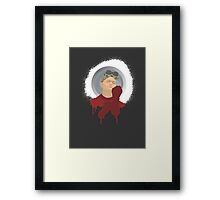 Dr. Horrible Framed Print