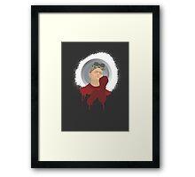 Dr. Horrible Framed Print