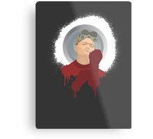 Dr. Horrible Metal Print