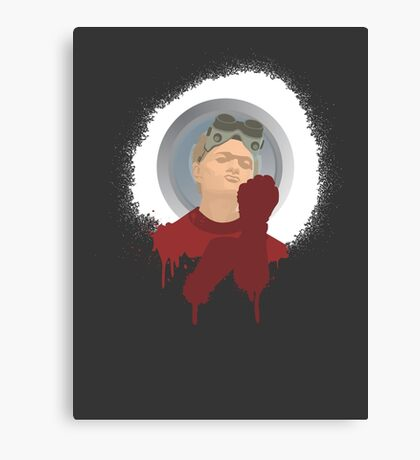 Dr. Horrible Canvas Print