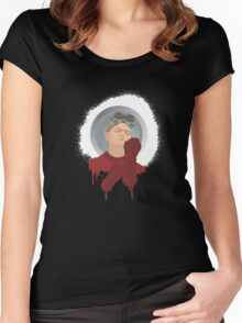 Dr. Horrible Women's Fitted Scoop T-Shirt