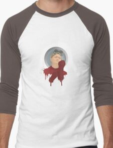 Dr. Horrible Men's Baseball ¾ T-Shirt