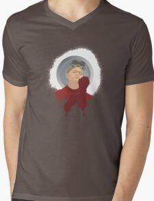 Dr. Horrible Mens V-Neck T-Shirt