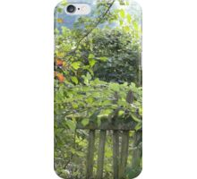 The day before fall iPhone Case/Skin