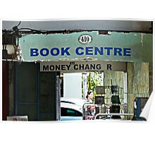Book Centre Poster