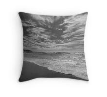 The Bay, Aireys Inlet Throw Pillow