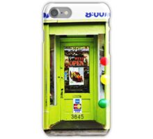 Barrio Shops iPhone Case/Skin