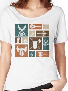 D&D Class Symbols Women's Relaxed Fit T-Shirt