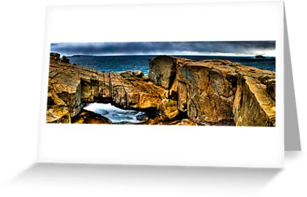Natural Bridge by Sheldon Pettit