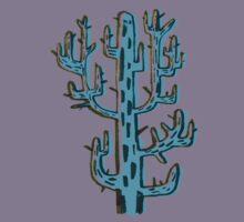 Cactus azul Kids Clothes