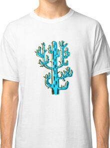 Cactus azul Classic T-Shirt