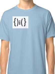 buff-why... Classic T-Shirt
