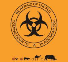 Be Afraid of the FLU [BIOHAZARD] by vrangnarr