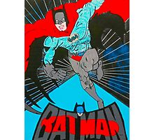 Batman to the rescue Photographic Print