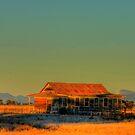 Warrumbungles Cottage by pedroski