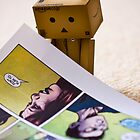 comic danbo by snowingindoors