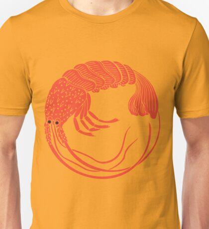 Crayfish (Rock Lobster) Unisex T-Shirt
