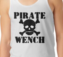 Pirate wench Tank Top