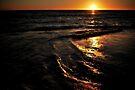 A Dam Fine Sunset by Richard Owen